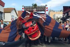 石岡のおまつり(常陸國總社宮例大祭)が開催されます