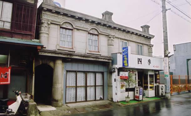 画像:喫茶店四季
