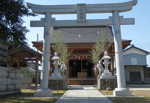 画像:片野八幡神社