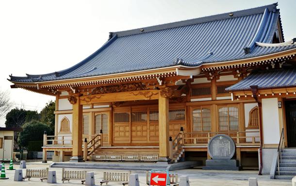 画像:清涼寺
