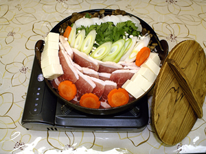 画像:鍋料理01