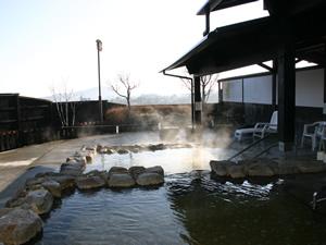 画像:温泉(ゆりの郷01)