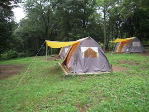 画像:龍神の森キャンプ場03