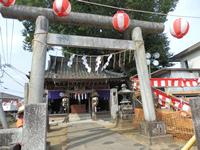 画像:柿岡のおまつり(八坂神社祇園祭)01