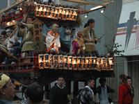 画像:柿岡のおまつり(八坂神社祇園祭)05