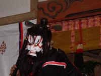 画像:柿岡八幡宮太々神楽 (八幡神社)03