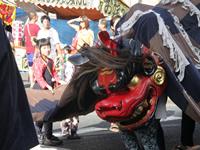 画像:常陸國總社宮例大祭06
