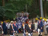 画像:常陸國總社宮例大祭08
