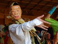 画像:片野八幡神社祇園祭と排禍ばやし02