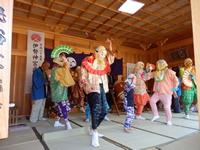 画像:片野八幡神社祇園祭と排禍ばやし03