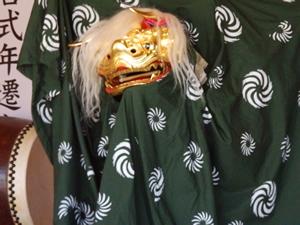 画像:片野八幡神社祇園祭と排禍ばやし04