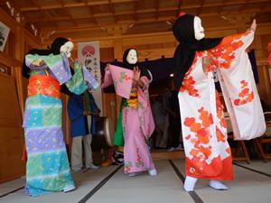 画像:片野八幡神社祇園祭と排禍ばやし05