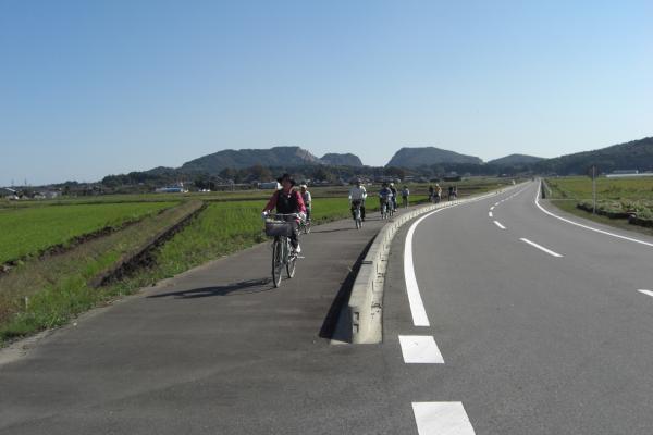 画像:サイクリング(1)
