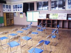 画像:多目的教室
