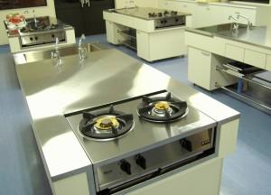 画像:調理室