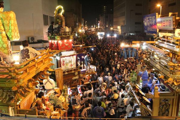 『常陸總社宮例大祭2015-1』の画像