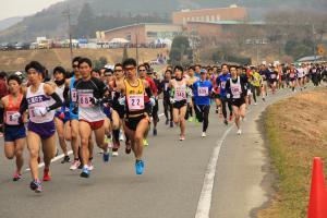 『観光協会会長賞 『つくばねマラソン』 久保盛義』の画像