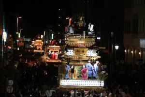 『入選 『終祭の夜』 林昭』の画像