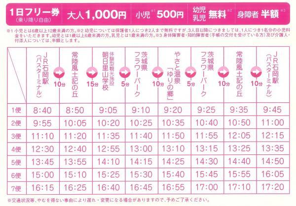 『2017春 時刻表』の画像