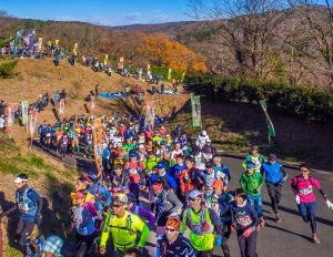 『H283石岡市長賞『筑波山山頂へ駆ける』中根英治』の画像