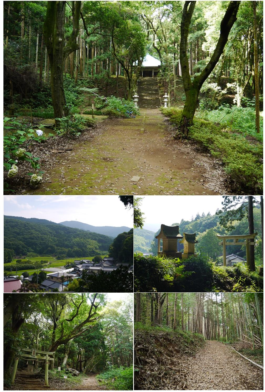 『薬師古道ハイキング写真』の画像