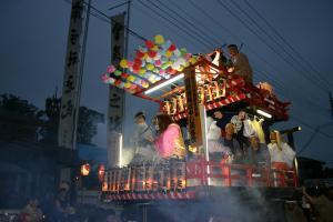 『片野八幡神社祇園祭(1)』の画像