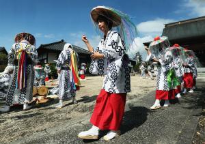 『伝統の踊り』の画像