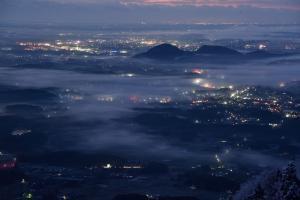 『朝霧ただよう』の画像